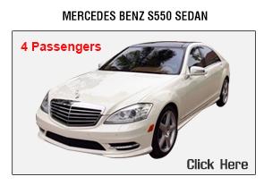 Mercedes Benz S550 Sedan