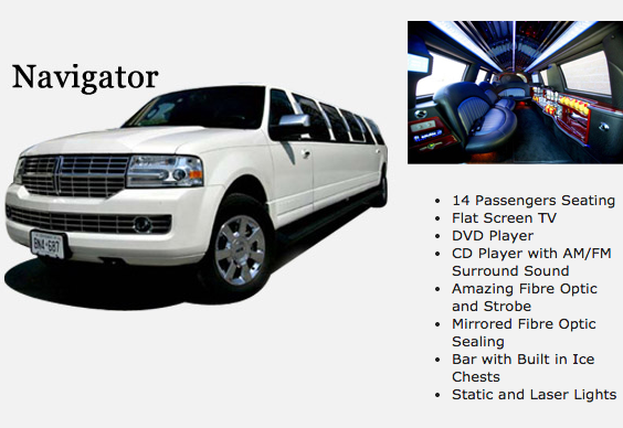 Navigator Limo Service